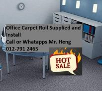 Carpet Roll For Commercial or Office 10023