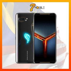 Asus ROG Phone 2 [128GB/6000mAh/SD855+] Import Set