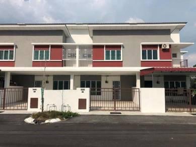 FREEHOLD 2-sty Terrace House, Tmn Meru Suria, Bandar Meru Raya, Ipoh