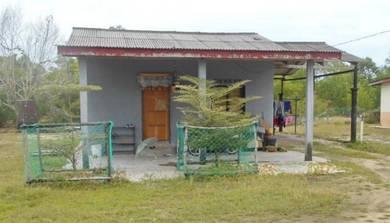 Detached/bungalow kampung pandan jaya - setiu, terengganu (dc10040105)