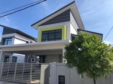 [BELOW MARKET PRICE] 2 storey bungalow One Krubong [FREEHOLD]