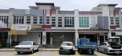 Tmn Merdeka Permai Double Storey Terrace Shop Office