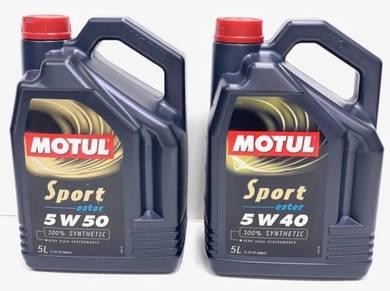 Motul (5 Litre) Sport Ester 5W40 / 5W50 Engine Oil