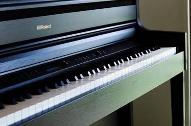 Roland HP-704Ch Hybrid Digital Piano
