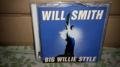 CD Will Smith - Big Willie Style