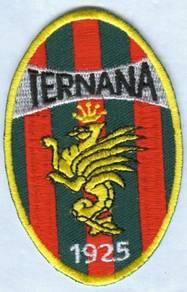 Ternana Calcio Italian Italy Football Club Patch