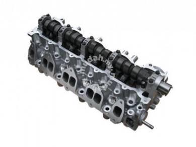 Ford ranger wl wl-t cylinder head 4wd 4x4 diesel