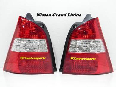 Nissan Grand Livina 07_12 Tail Lamp Taillight NEW