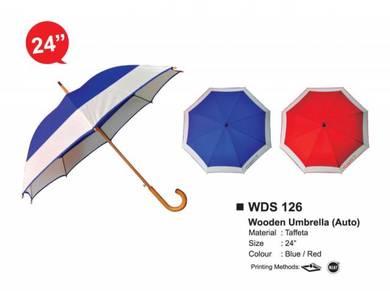Payung Umbrella Mersing Boleh Cetak