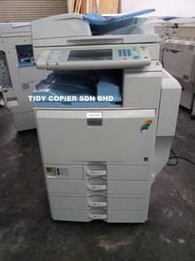 Machine color copier mpc5000 best quality