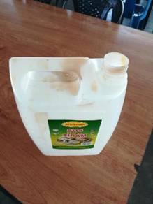 Botol sos Dan Botol sabun