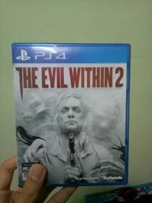 Cd game The evil within 2 for sale
