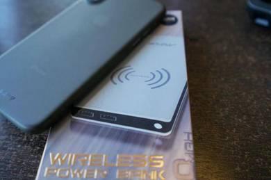Powerbank Wireless Aspor 8000mAh