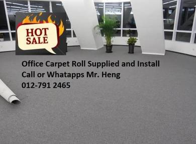 HOTDeal Carpet Roll with Installation 0976h8