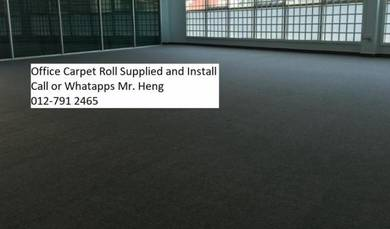 New Design Carpet Roll - with install 243er4