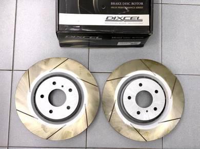 Dixcel Disc Rotor FS - Nissan Fairlady Z33 350Z