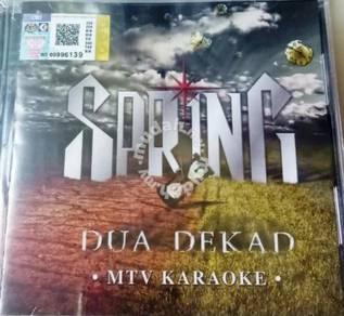 Spring Dua Dekad VCD Karaoke