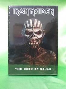 Iron Maiden BOOK OF SOULS 2015 Warner 2CD