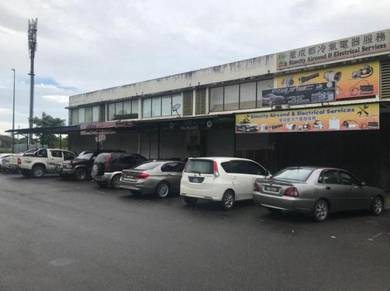 Kuching City Mall Intermediate Shoplot For Sale