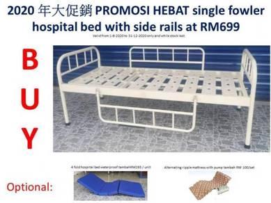 Katil pesakit hospital bed Penang PROMOSI HEBAT!