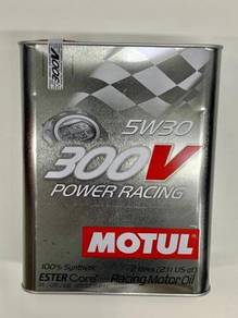 MOTUL 300V Power Racing 5W30 - 2 Litre Engine Oil