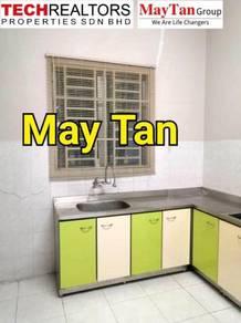 Cheapest Renovated House at Juru near Auto City Bukit Minyak