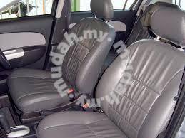 Proton wira pu leather seat car cover