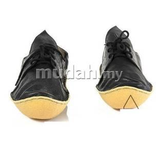 Shoes boat genuine leather hand HK SHAKA