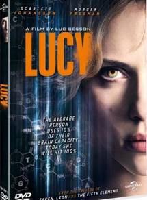 DVD English Movie : Lucy