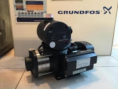 Grundfos 1.0HP CM5-4PM2 Home Booster Water Pump