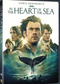 DVD English Movie : In the HEART of the SEA