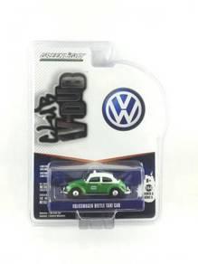 Greenlight Volkswagen Beetle Taxi Cab #29870-F
