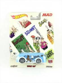 Hotwheels Pop Cul Mad Magazine Shtoink Haulin' Gas