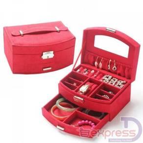 Jewellery box / kotak barang kemas 02