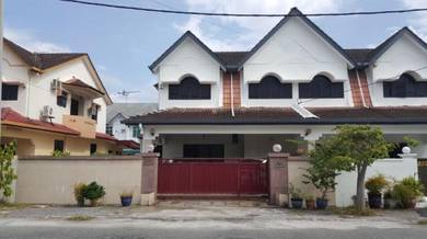 2 Storey Semi-Detached House at Taman Happy, Ipoh