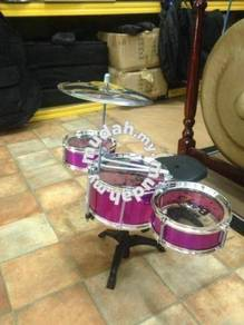 Drum Set ''Untuk Kanak-kanak''