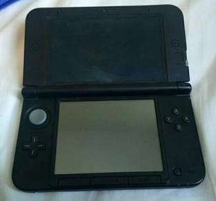Jailbroken 3DS XL