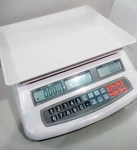 Penimbang 30kg weighing scale electronic