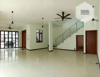 (CORNER+BELOW MKT) 3.5sty SEMI D Duta Suria Residency TTDI Ampang