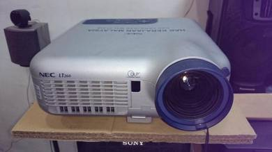 Home Projector NEC LT260 2YE0996NF Faulty