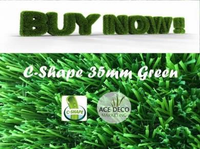 18 Stitches C35mm Artificial Grass / Rumput Tiruan