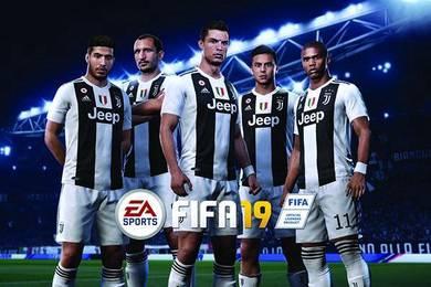 Fifa 19 ps4 poster