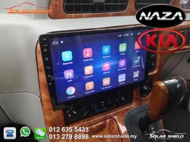 Naza Ria Kia Carnival Android Player GPS Waze