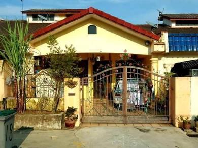 Tmn munsyi (tampoi) || [ zero deposit] 100% loan house