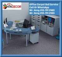 Modern Plain Design Carpet Roll With Install RS64