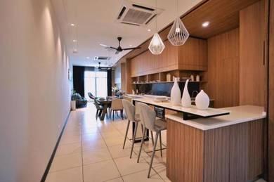 E Residence Apartment dengan Lift   Telipok