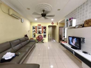 1-Storey Semi-D Extra Land Renovated Extended 4R2B Taman Kelisa Ria