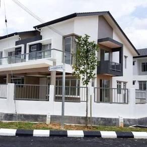 CORNER + NEW HOUSE Camellia Residence Semenyih