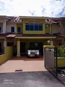 Double Storey Terrace House Bertam Lakehome For Sale