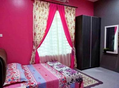 Desa Coalfields Double Storey CANTIK+FULLY RENOVATED+FURNISHED